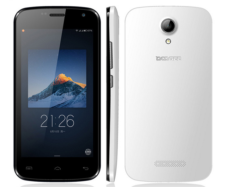 Original Doogee X3 4.5 Inch Android - 43.4KB
