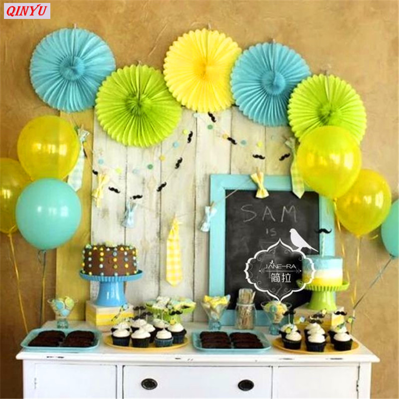 Luxury Party Decorations Wall Covering Festooning - Wall Art Design ...