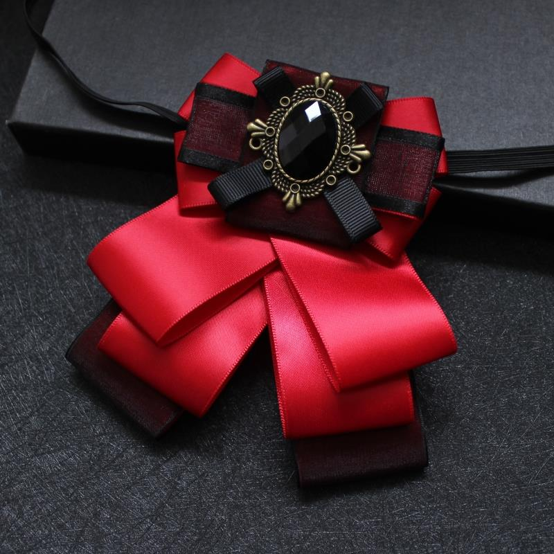 Diamond Bow Tie Men And Women 2018 British Self Tie Bow Ties For Men Cravat Necktie Groom Collar Accessories Cravate Pour Homme