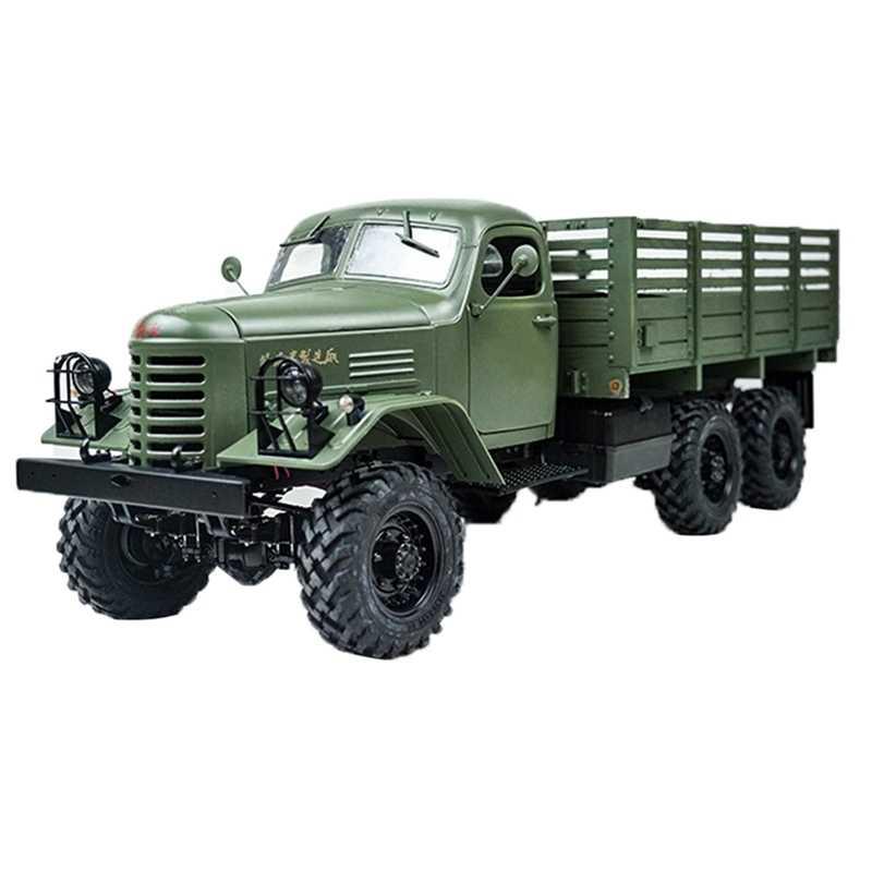 CA30 Bevrijding RC Auto 1/12 6WD 15 km/h Snelheid 88mm Band Afstandsbediening Auto KIT Voertuig Model Alle Metalen editie Buggy Crawler