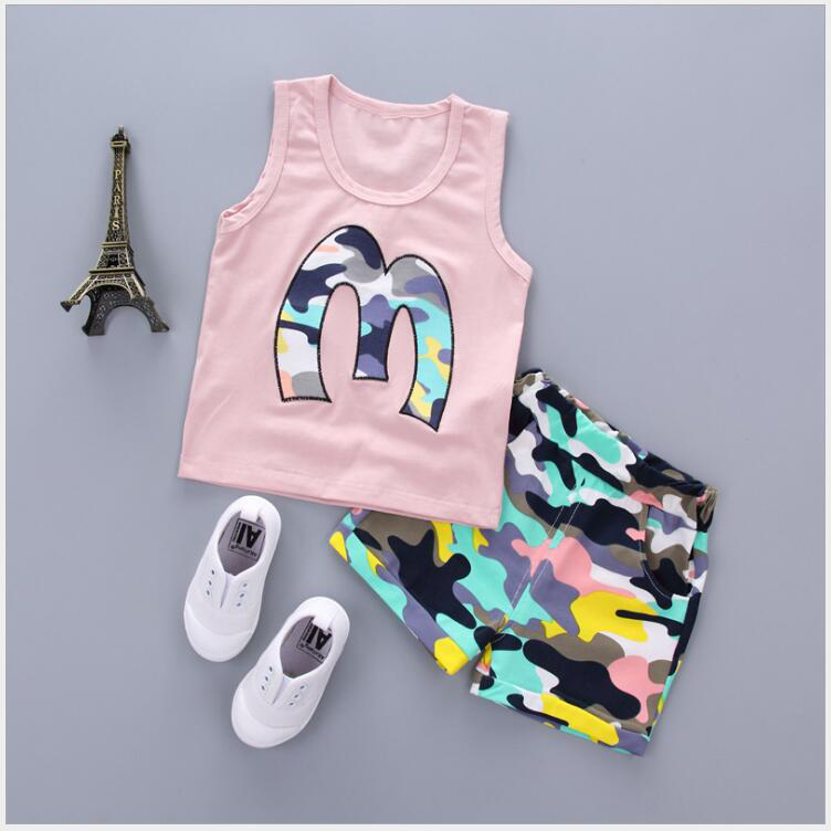 sports suit for boy girl tracksuit for kids beach outfits birthday party costume for children toddler boys girls clothing