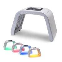 LED Light Therapy Machine 4 Colors PDT LED Light for SPA Use Face Beauty Machine U Form Photodynamic Lamp Skin Rejuvenation