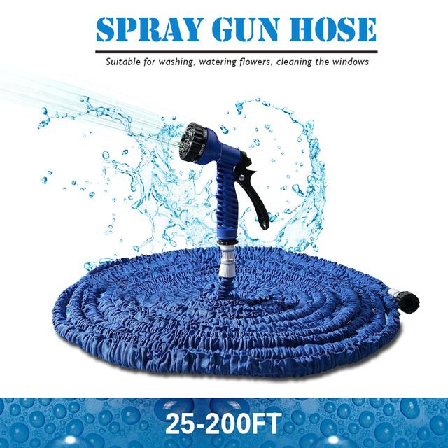 20 – 200FT Expandable Magic Flexible Garden Water Hose