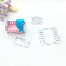 Julyarts Crib Die Metal Cutting 2019New Die For DIY Scrapbooking Stencil Die Paper Embossing Card Making Craft Die Cut Troqueles die damonen