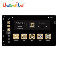 Dasaita 9 Android 8 0 Car DVD Player For Toyota Corolla Auris Fortuner 2017 With Octa