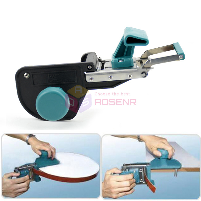 Portable Woodwork PVC Cutter Edge Banding Hand Edge Trimmer End Cutting Device For Straight And Round
