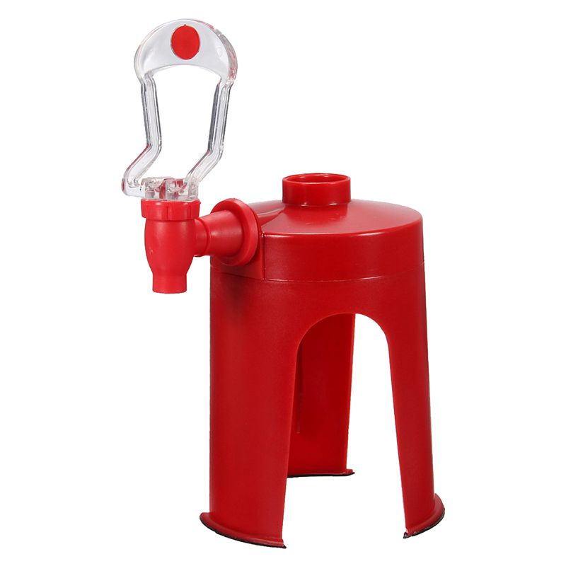 -Soda Dispenser Fizz Dispenser Drink Dispenser Water Dispenser Party Cola Sprite, Red-Soda Dispenser Fizz Dispenser Drink Dispenser Water Dispenser Party Cola Sprite, Red