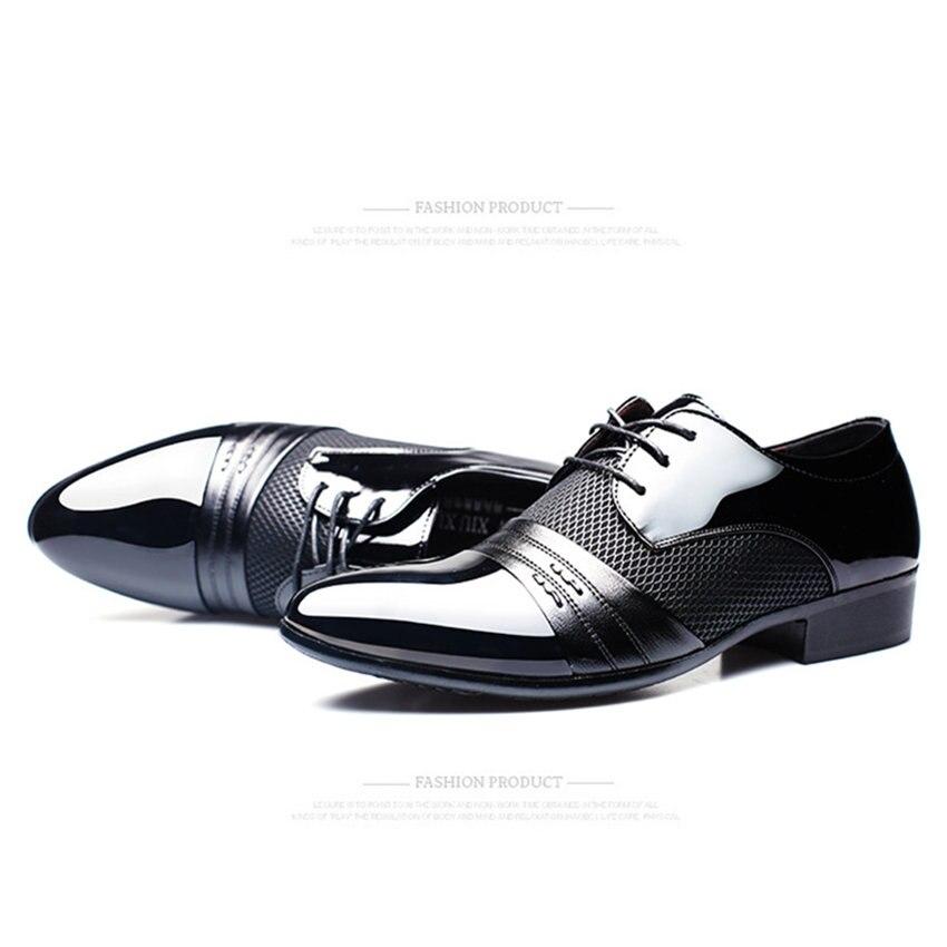 Men's Classic Plus Size Oxford Shoes