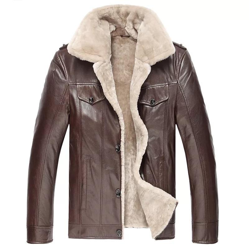 Popular Sheepskin Lined Coats-Buy Cheap Sheepskin Lined Coats lots ...