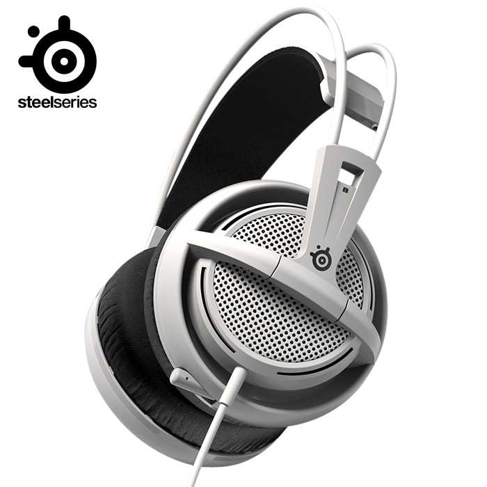 все цены на Steelseries/ SIBERIA 200 upgrade headset PUBG eats chicken CFCSGO-Serrill Siberian wired headset