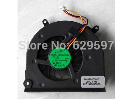 / NEW Original AB7105HX-L03 (9270) cooling fan for Medion Akoya P8614 MD98310 Laptop FAN DC 5V 0.4A 3PIN(China)