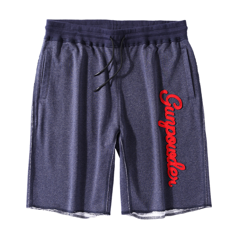 Men Summer Shorts Homme Casual Mens Short Pants Jogger Embroidery Men Clothing Loose Bea ...
