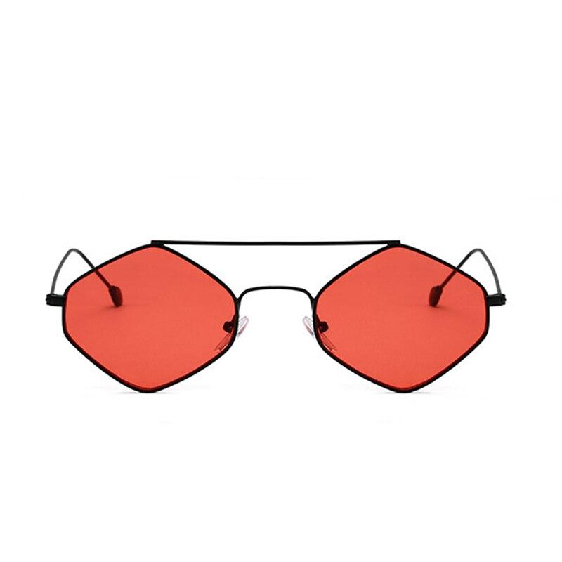 20fdd59dbee4 HBK Ladies 2018 Newest Square Sexy Sunglasses Women Luxury Brand Designer  Colourful Sun Glasses Vintage Metal Frame Shades UV400   Merchandise Inn