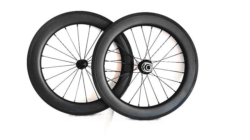 Livraison gratuite carbone roues 451/406 roues 20 inth vélo Pliant roues route roues