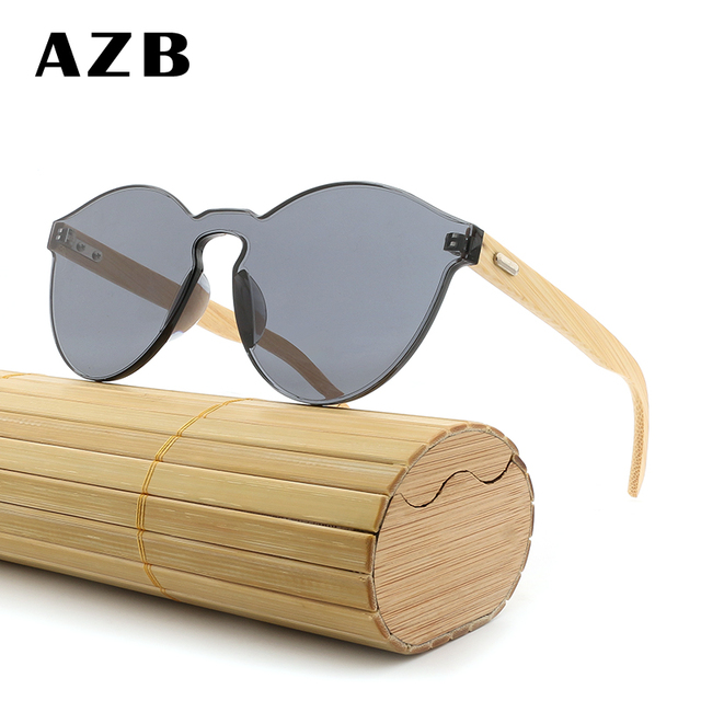 a15f8c62518 2018 Wood Polarized Sunglasses Men Brand Designer Driving bamboo Sunglasses  Wooden Glasses Frames Oculos De Sol