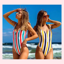 One-piece bikini woman ultra-thin zipper swimsuit national manufacturing 15 steps beach vacation brand design