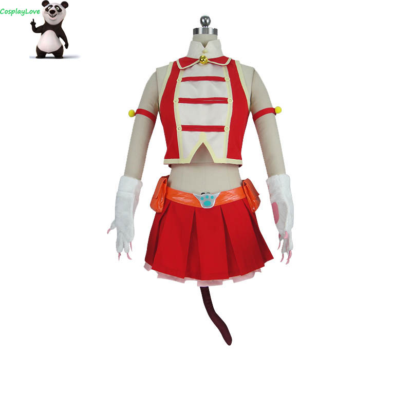 CosplayLove My Hero Academia Boku No Hero Akademia Pussycats Mandalay Shino Sosaki Cosplay Costume Custom Made