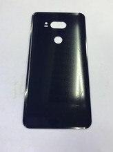 עבור LG V35 סוללה מקרה דלת אחורי כיסוי אחורי החלפת דיור עבור LG V35 סוללה מקרה החלפת חלקי תיקון