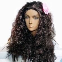 Movie Princess Moana hair set Cosplay Peluca Headwear For Woman Girls Halloween Costume Carnival Purim Nightclub Bar party dress