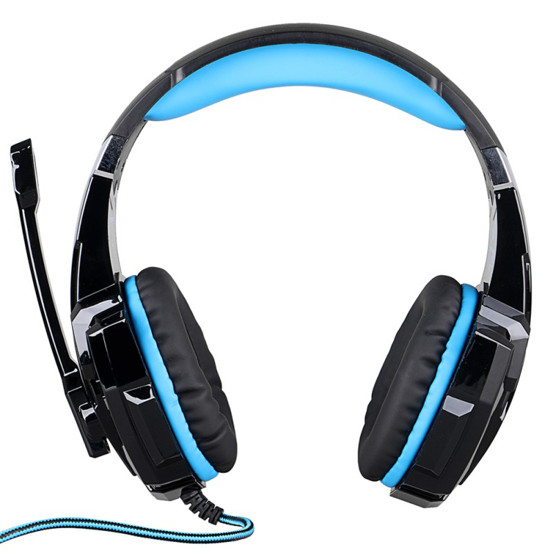 New Earphone For KOTION EACH G9000 3.5mm Game Gaming Headphone Headset Earphone With Mic ...