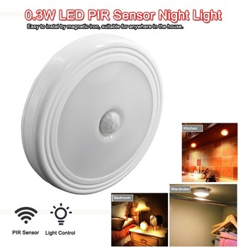 motion sensor night light wireless pir aaa battery powered 10 leds led lamp for cabinet drawer staircase cold white warm white Battery Powered LED Sensor Night Light PIR Motion sensor Wall Light Pure Warm White for Home Path Laundry Stair Light 2pcs/lot