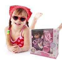 Reborn Baby Doll Realistic Baby Doll with Stroller Set Baby Dolls For Princess Children Birthday Gift Bebes Reborn Dolls