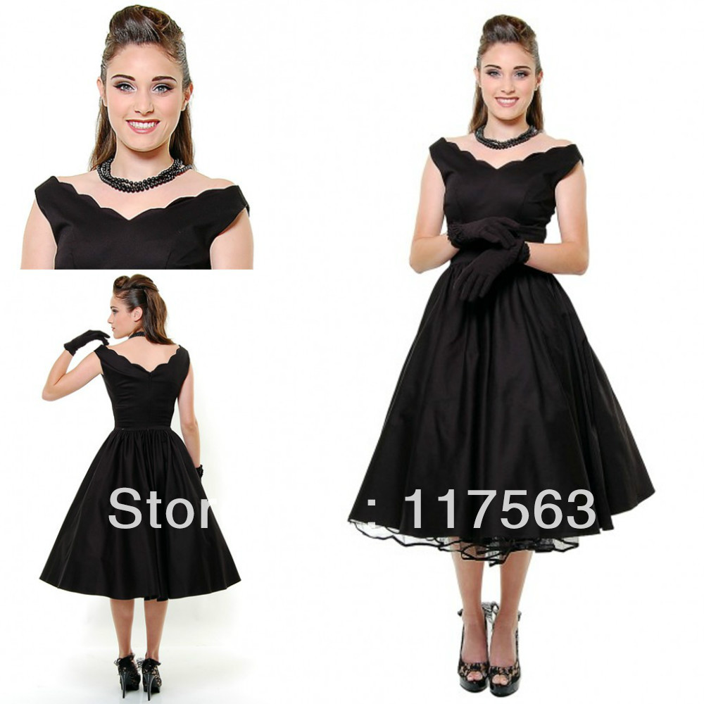 Popular 1950s Style Cocktail Dresses-Buy Cheap 1950s Style ...