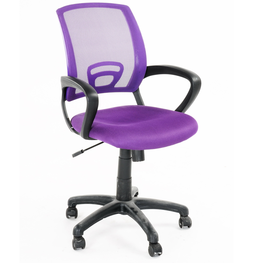 Aingoo Fashion Office/Computer Chair Breathable One Touch Pneumatic Seat Height Adjustable 360 Degree Rotating Wheel OfficeChair 240340 high quality back pillow office chair 3d handrail function computer household ergonomic chair 360 degree rotating seat