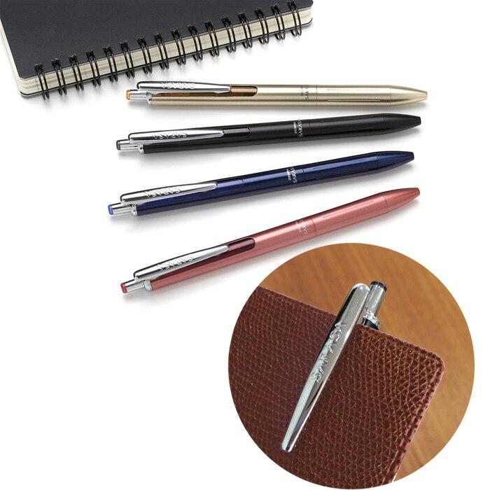 escritório esferográfica caneta 0.4 0.5mm jj55 jjs55