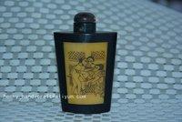 Nadir Qing Hanedanı kemik enfiye şişesi, Aşk, #09, Ücretsiz kargo