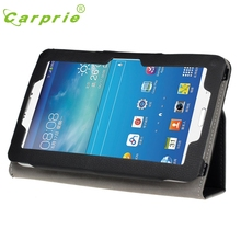 CARPRIE Tablet Case New 7 inch Universal Leather Stand Case Cover For Android Tablet PC Feb6 MotherLander