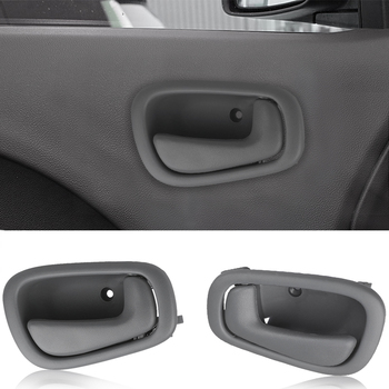 For Toyota Corolla Chevrolet Prizm 1998-2002 Inner Inside Door Handle Handel left & right car interior handle bowl in the car image