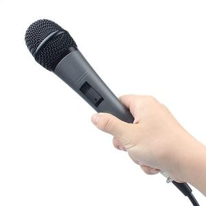 Image 2 - MAONO K04 Professionale Microfono Dinamico Cardioide Vocal Wired MICROFONO Con Cavo XLR Plug And Play Microfone per la Fase Karaoke KTV
