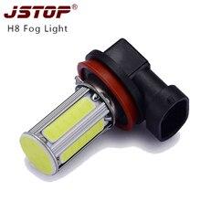 led car lamp bulbs 6000k white H8 led fog light 6COB 550lm canbus lamp H8 Car Light 12VAC light led fog lamps External Lights