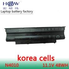 original battery for Dell M4040,M411R,M5040,M511R,N3110 N4050 N4120,N5050,1450,1440,1540,1550,VOSTRO 3450,3550,3750  bateria