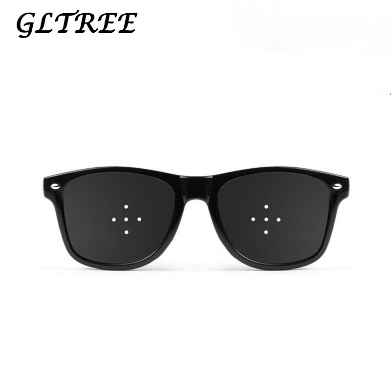 GLTREE 2018 Child Pin Hole Glasses Protect Eyes Anti