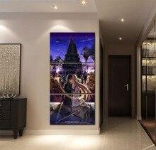 Sword art online room decor