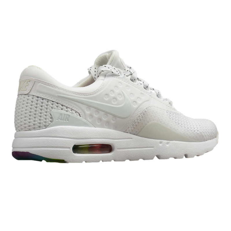 premium selection 97354 df909 ... Nike AIR MAX ZERO QS Men s and Women s Running Shoes, Shock Absorption  Breathable Lightweight Non ...