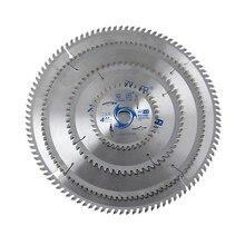"""Lama 4 """"/7""""/8 """"/9""""/10 """"/12"""" Circolare Lama in Metallo Duro Cutter Lama Per Alluminio Ferro Disco di Taglio Sega Elettrica Power Tool"""