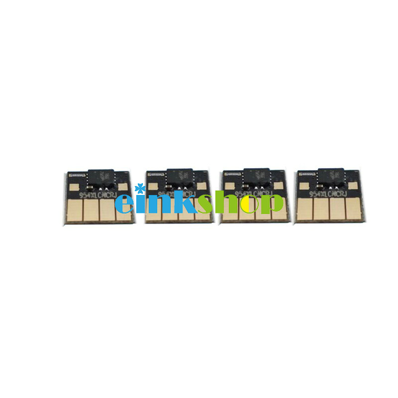 Einkshop 954 ciss refill ink cartridge compatible Cartridge chip for hp permanent Pro 8720 8730 7740 8210 8710