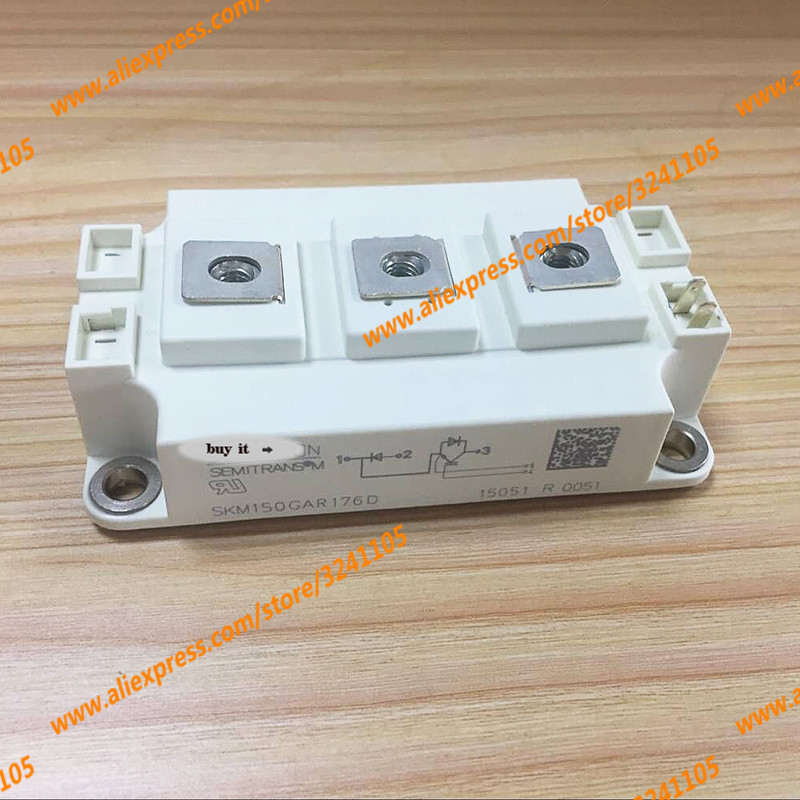 Free shipping NEW SKM150GAR176D MODULE цена