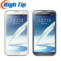 Original Samsung Galaxy Note II 2 N7100 EU Version Refurbished N7105 8 0MP Camera GPS Android