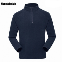 New Men S Winter Fleece Softshell Warm Jackets Outdoor Sport Thermal Brand Clothing Coats Hiking Camping