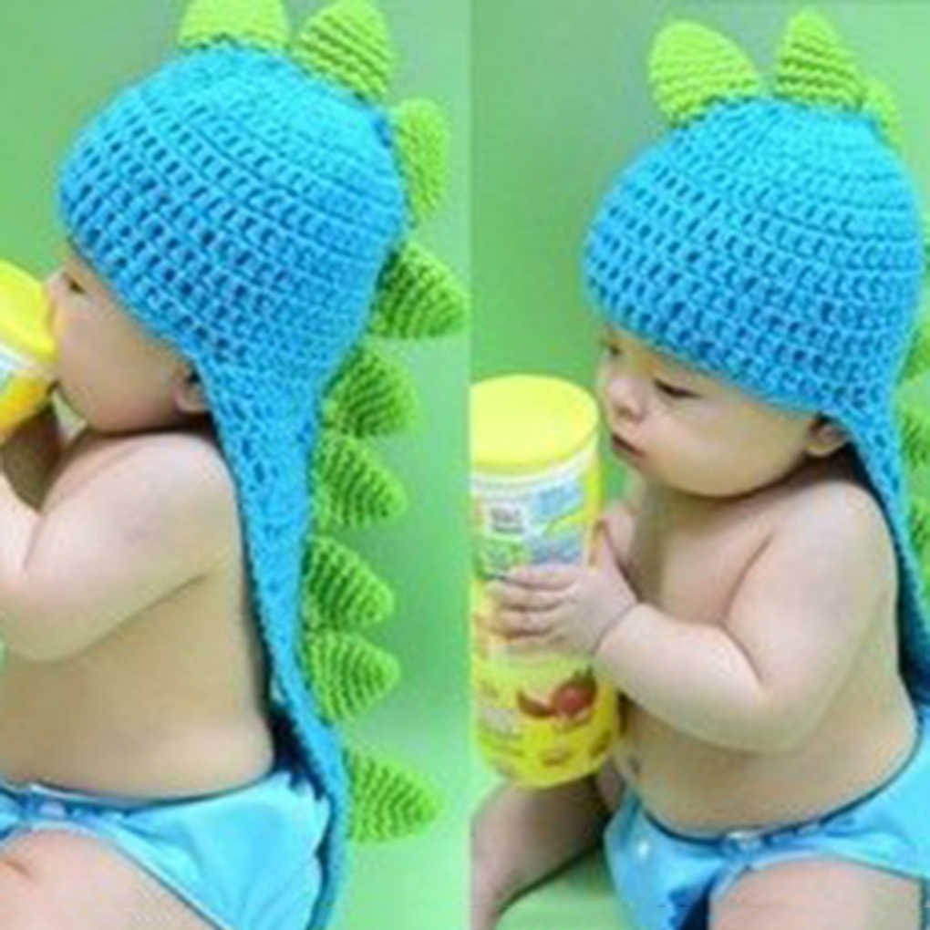 Милый новорожденный реквизит для фотосъемки детская вязаная длинная шапка с хвостом крючком теплая звезда Кепка Сейлор Мун фотосессия реквизит для фотосъемки DIY детский альбом ребенок