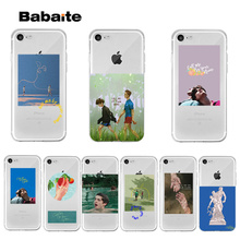 Babaite Call Me by Your Name Soft TPU Phone Coque Shell Case for Apple iPhone X 10 8 8Plus 7 6 6S Plus 5 5S SE Silicone Cover цена и фото