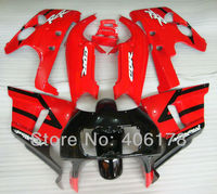 Hot Sales,CBR400RR Fairing kit For Honda CBR400RR NC29 1990 1998 Red and Black Motorcycle Fairings motorcycle body kits