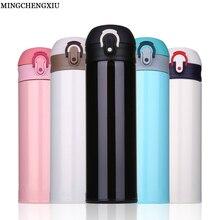 500 ml Becher Vakuum Edelstahl Kaffeetassen Männer Frauen Tassen Thermosflasche Tassen Isolierung termos Tasse Edelstahl-thermo Tee tasse