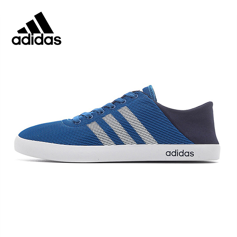 Original Authentic New Arrival Adidas NEO Label EASY VULC Men's Skateboarding Shoes Sports Sneakers Designer Sport кеды adidas кеды easy vulc vs solblu ftwwht ftwwht