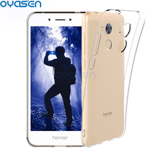 ФОТО ultrathin silicone clear cases for huawei honor 6a dli-tl20 dli-al10 soft protective phone cover shell for huawei honor 6a 5.0''