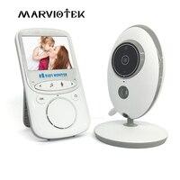 Baby Monitor Wireless LCD Audio Video Radio Nanny Music Intercom IR 24h Portable Baby Camera Baby Walkie Talkie Babysitter VB605
